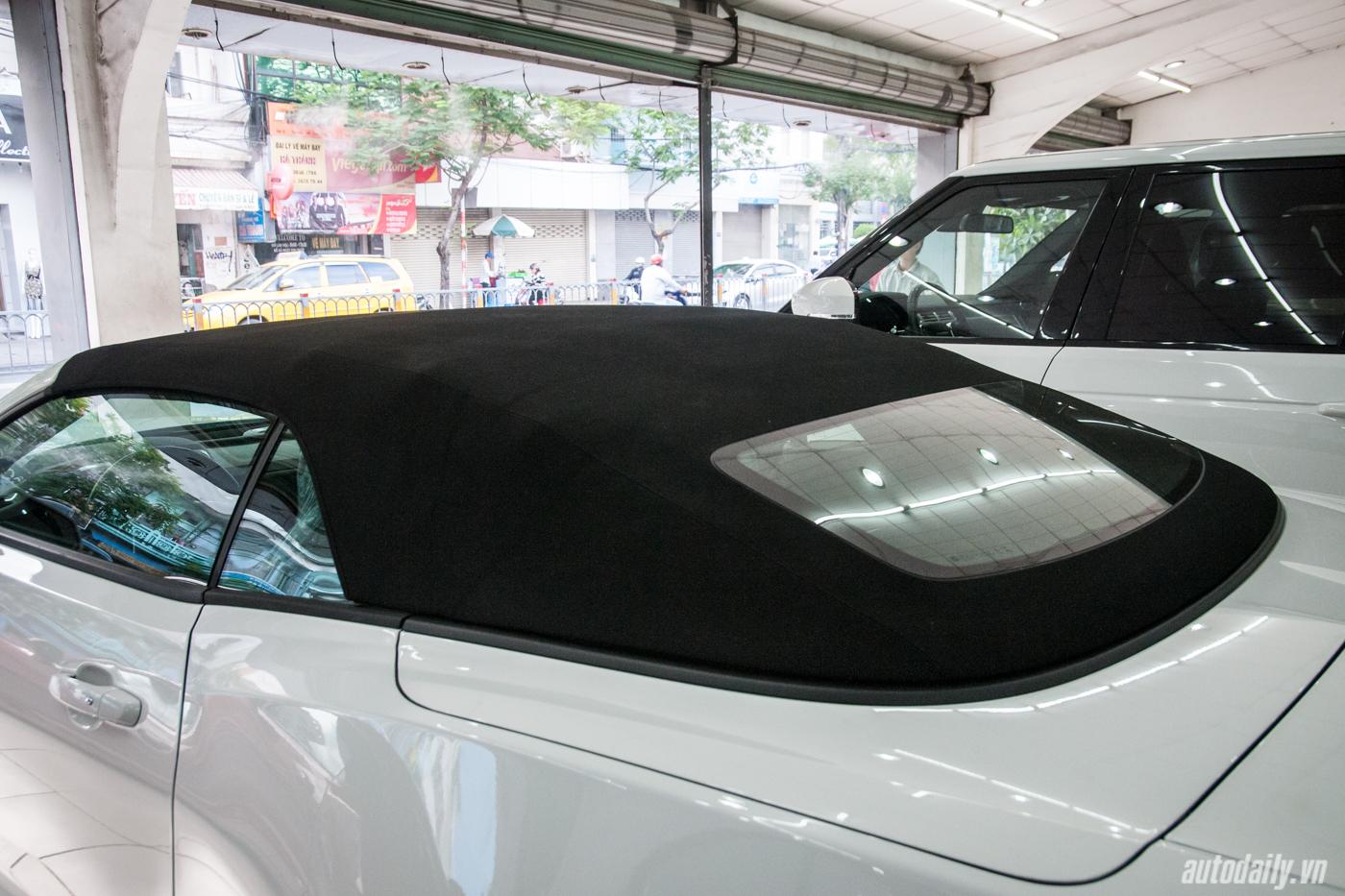 Chiếc Chevrolet Camaro Convertible 2017 độc nhất Việt Nam ...