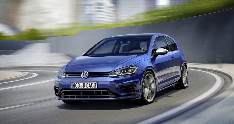 Volkswagen Golf R 2017 trình làng với giá từ 42.480 USD