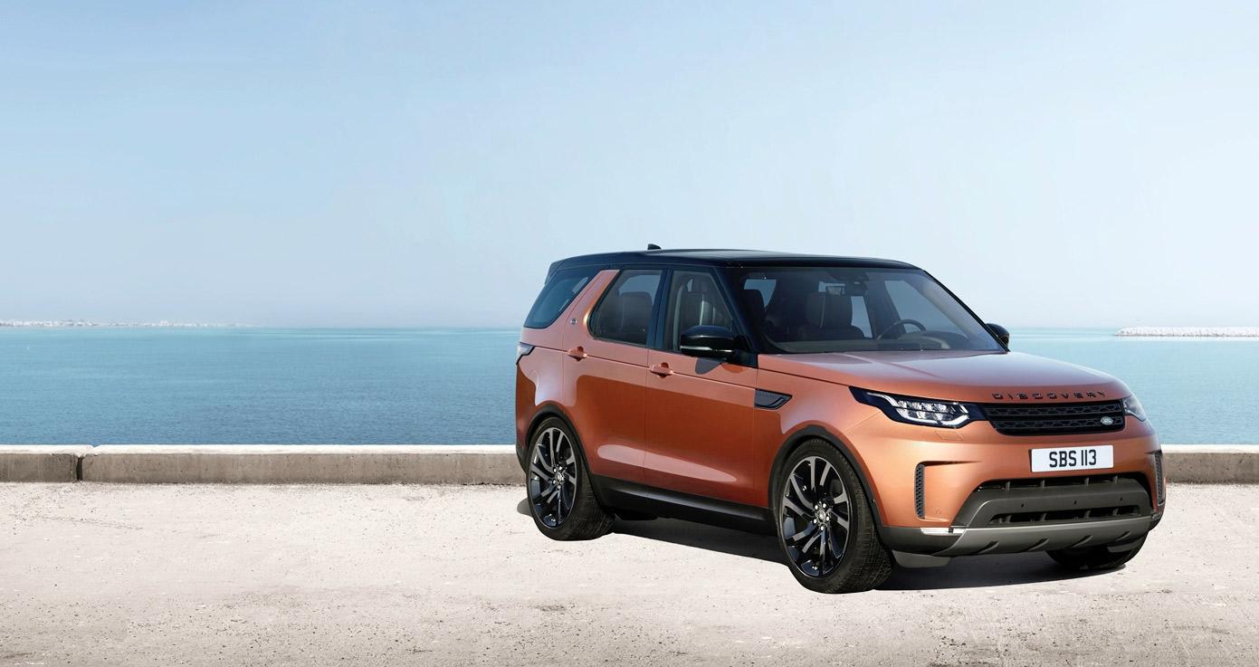 Discovery mới: SUV gia đình hàng đầu thế giới