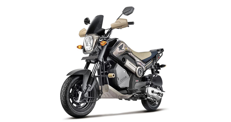 Xe máy siêu rẻ Honda NAVi thế hệ mới trình làng