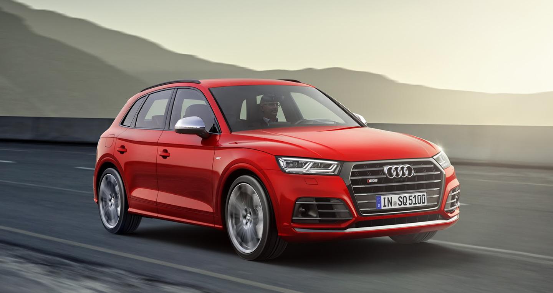 Audi giới thiệu SQ5 hoàn toàn mới, công suất 350 mã lực - ảnh 1