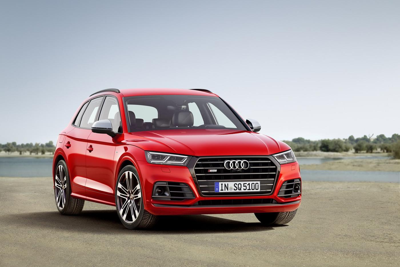 Audi giới thiệu SQ5 hoàn toàn mới, công suất 350 mã lực - ảnh 2
