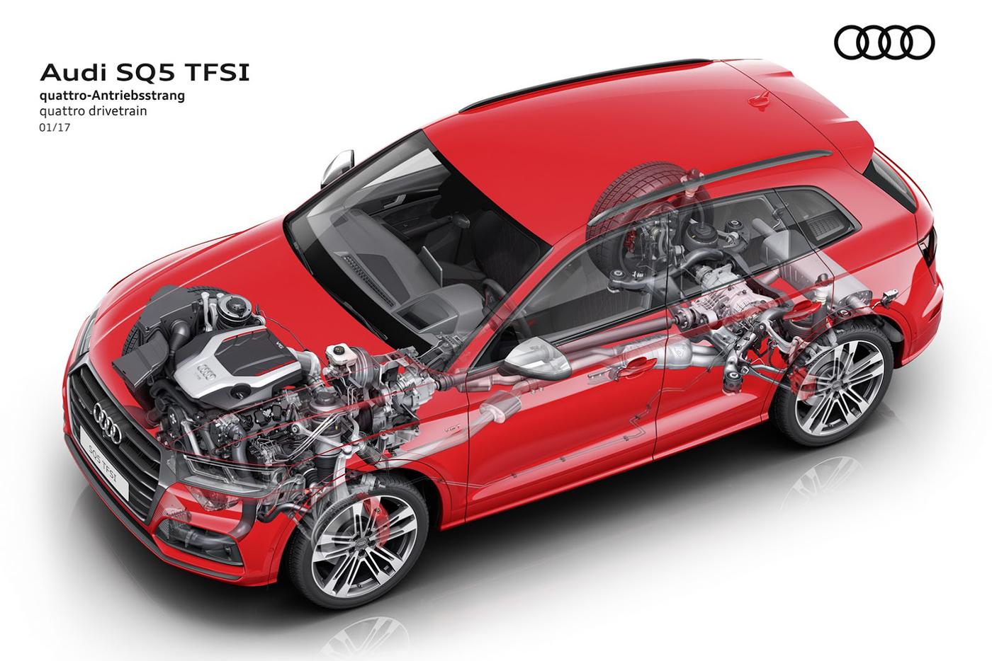 Audi giới thiệu SQ5 hoàn toàn mới, công suất 350 mã lực - ảnh 5