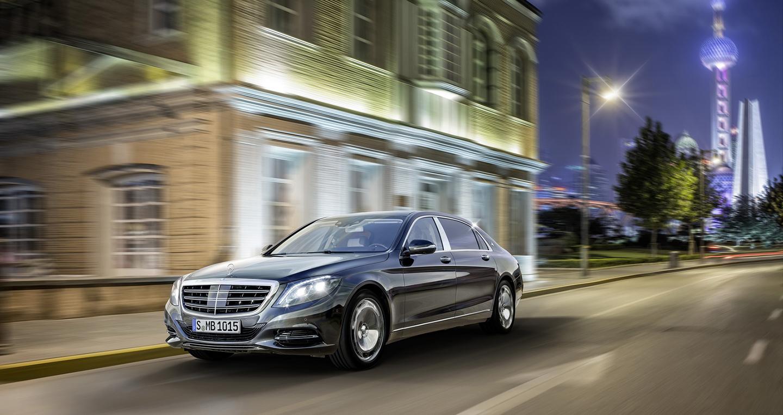 Mercedes-Benz chiếm ngôi vị số 1 trong phân khúc xe sang