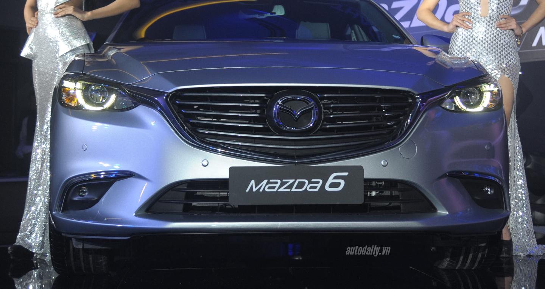 Mazda6 2017 chính thức ra mắt tại Việt Nam, giá từ 975 triệu - ảnh 2