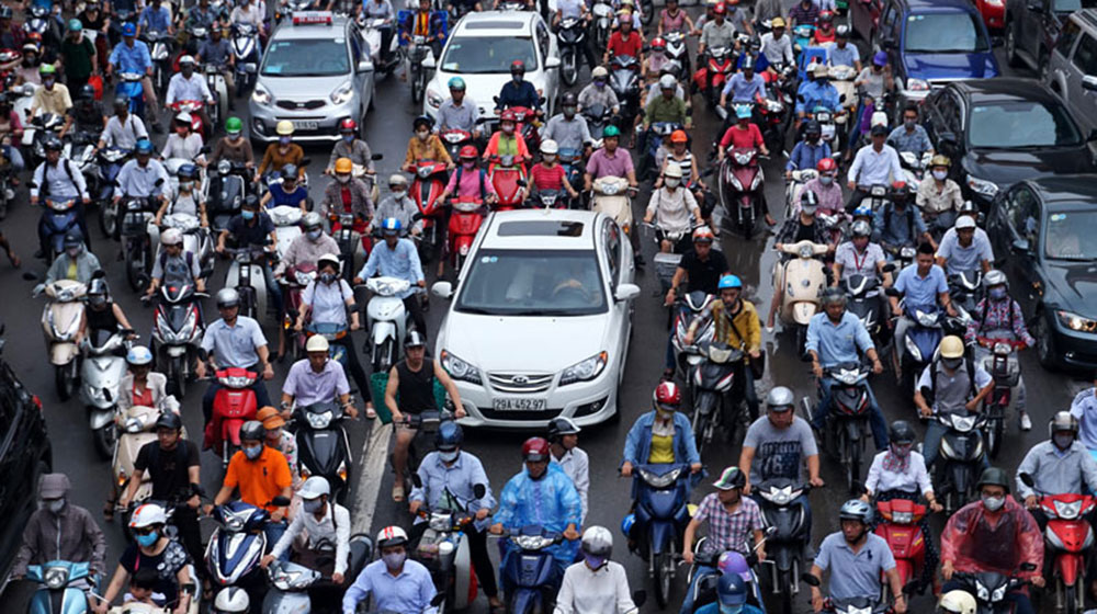 Vì sao người Việt vẫn mua nhiều xe máy? - ảnh 1