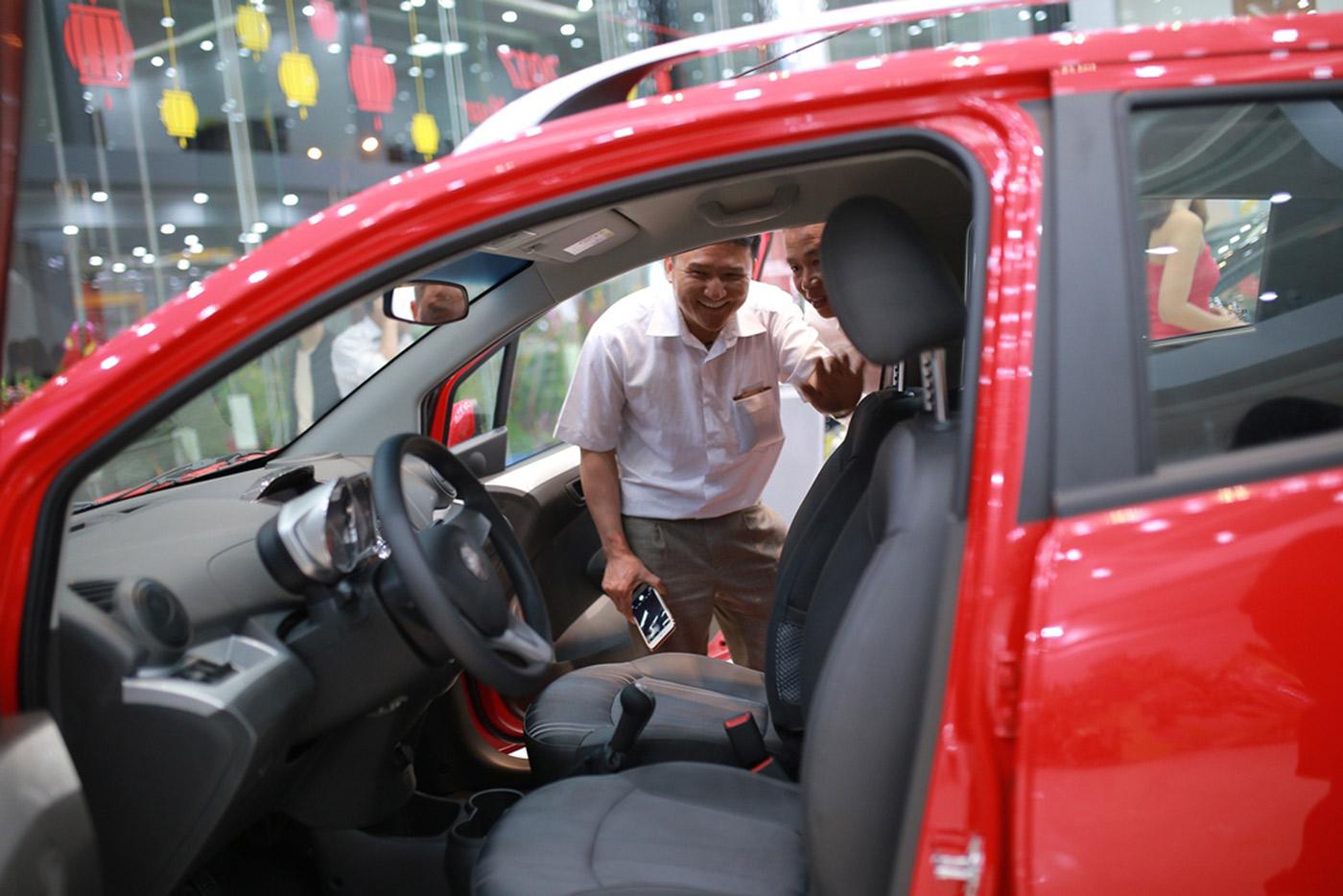 Khai trương đại lý Chevrolet Thanh Hóa - ảnh 2