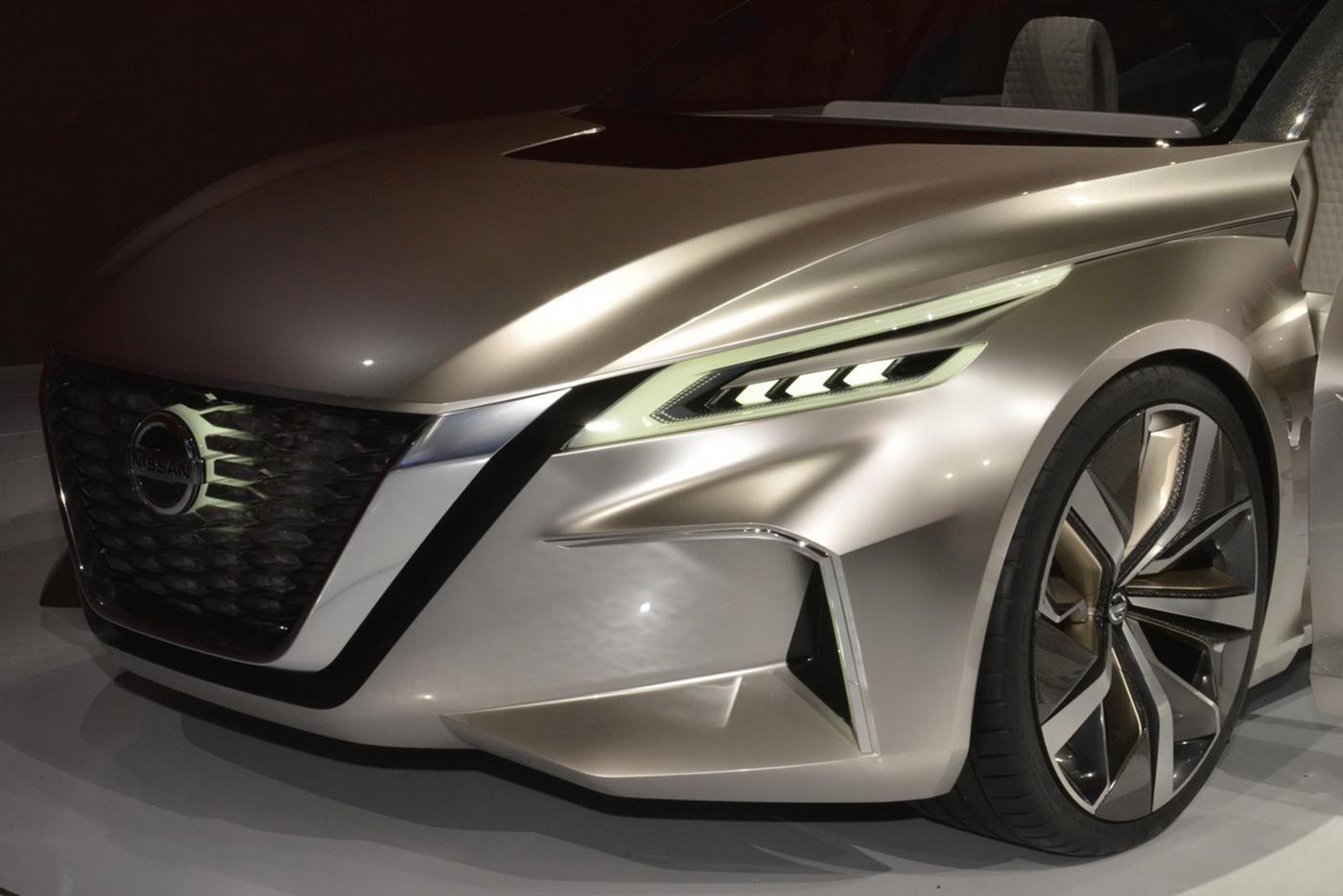 """Chiêm ngưỡng mẫu concept """"tuyệt đẹp"""" Nissan Vmotion 2.0 - ảnh 5"""