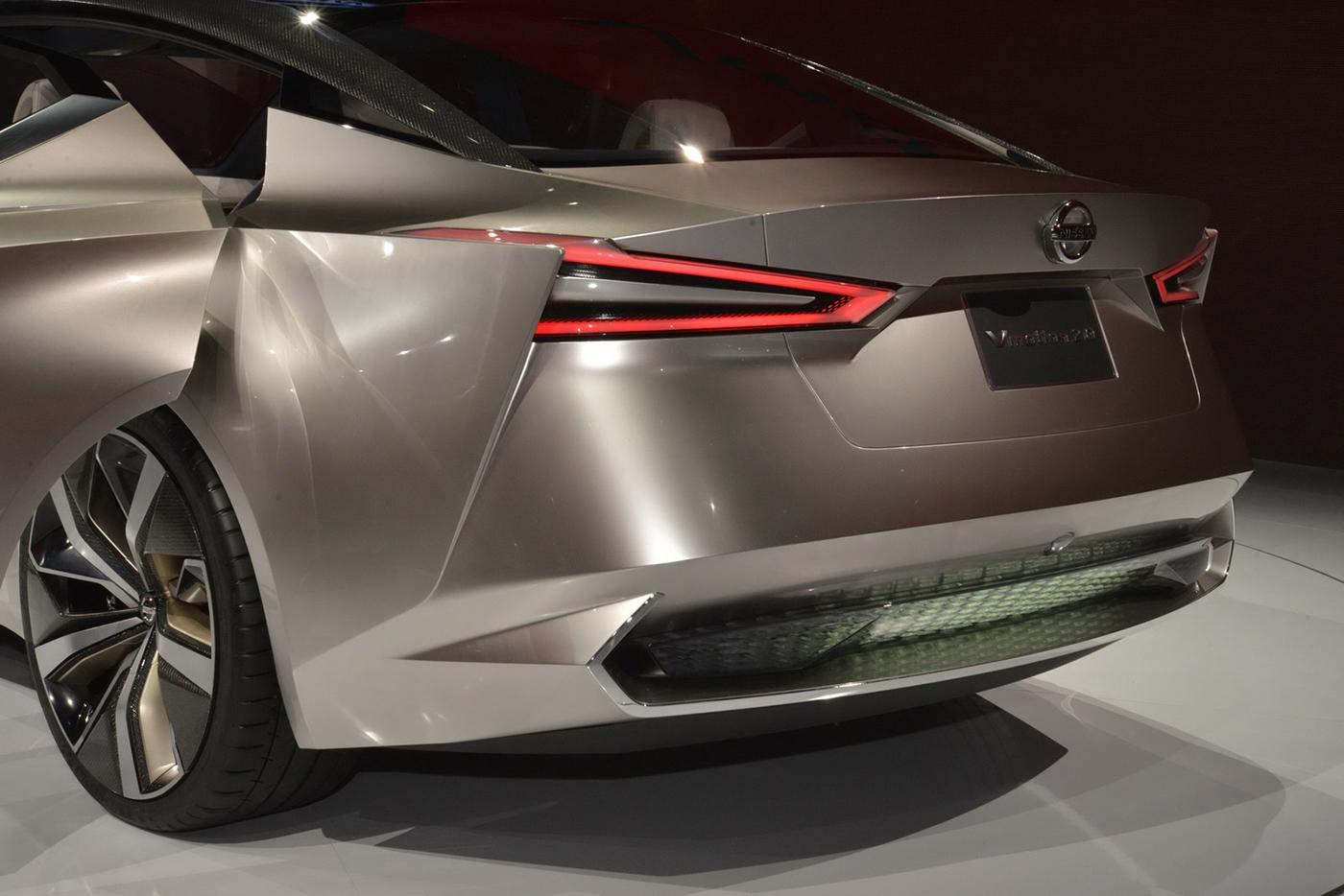 """Chiêm ngưỡng mẫu concept """"tuyệt đẹp"""" Nissan Vmotion 2.0 - ảnh 7"""
