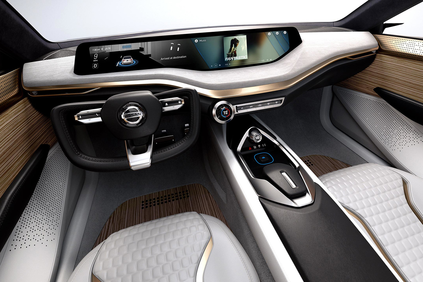 """Chiêm ngưỡng mẫu concept """"tuyệt đẹp"""" Nissan Vmotion 2.0 - ảnh 8"""
