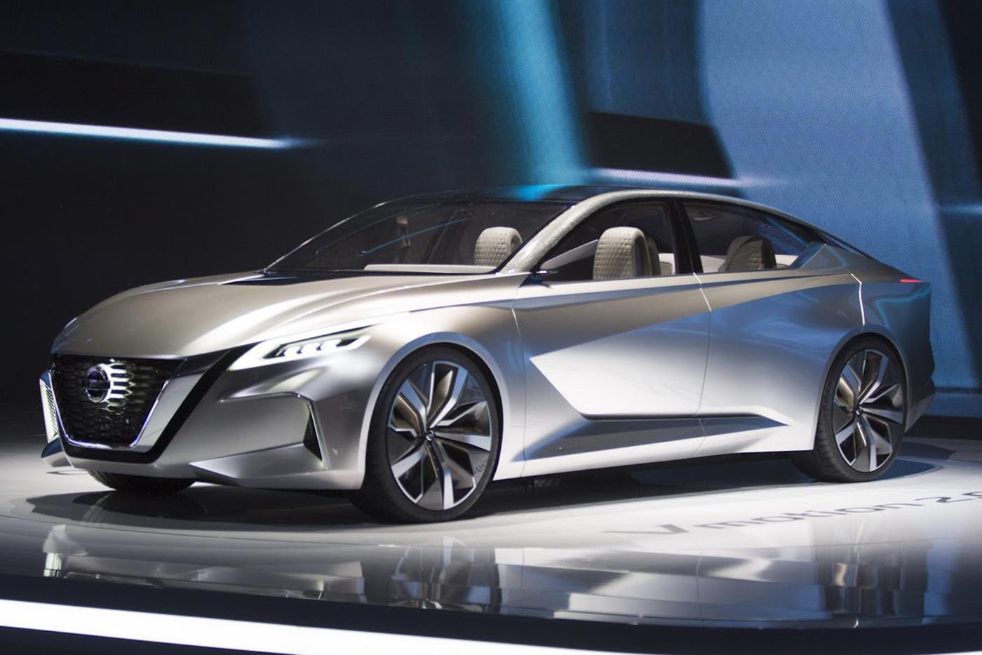 """Chiêm ngưỡng mẫu concept """"tuyệt đẹp"""" Nissan Vmotion 2.0 - ảnh 2"""
