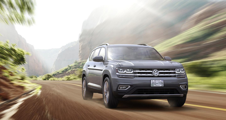 Volkswagen Atlas 2017 có giá từ 30.000 USD - ảnh 1