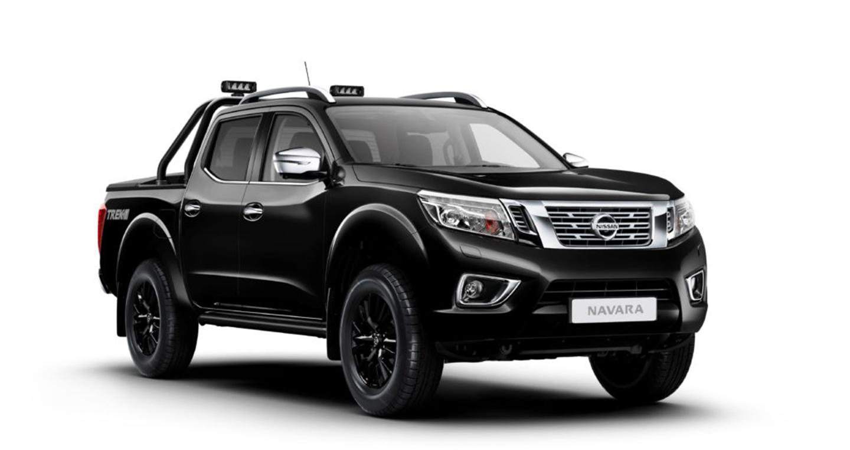Nissan Navara Trek 1° – bản đặc biệt cho thị trường châu Âu