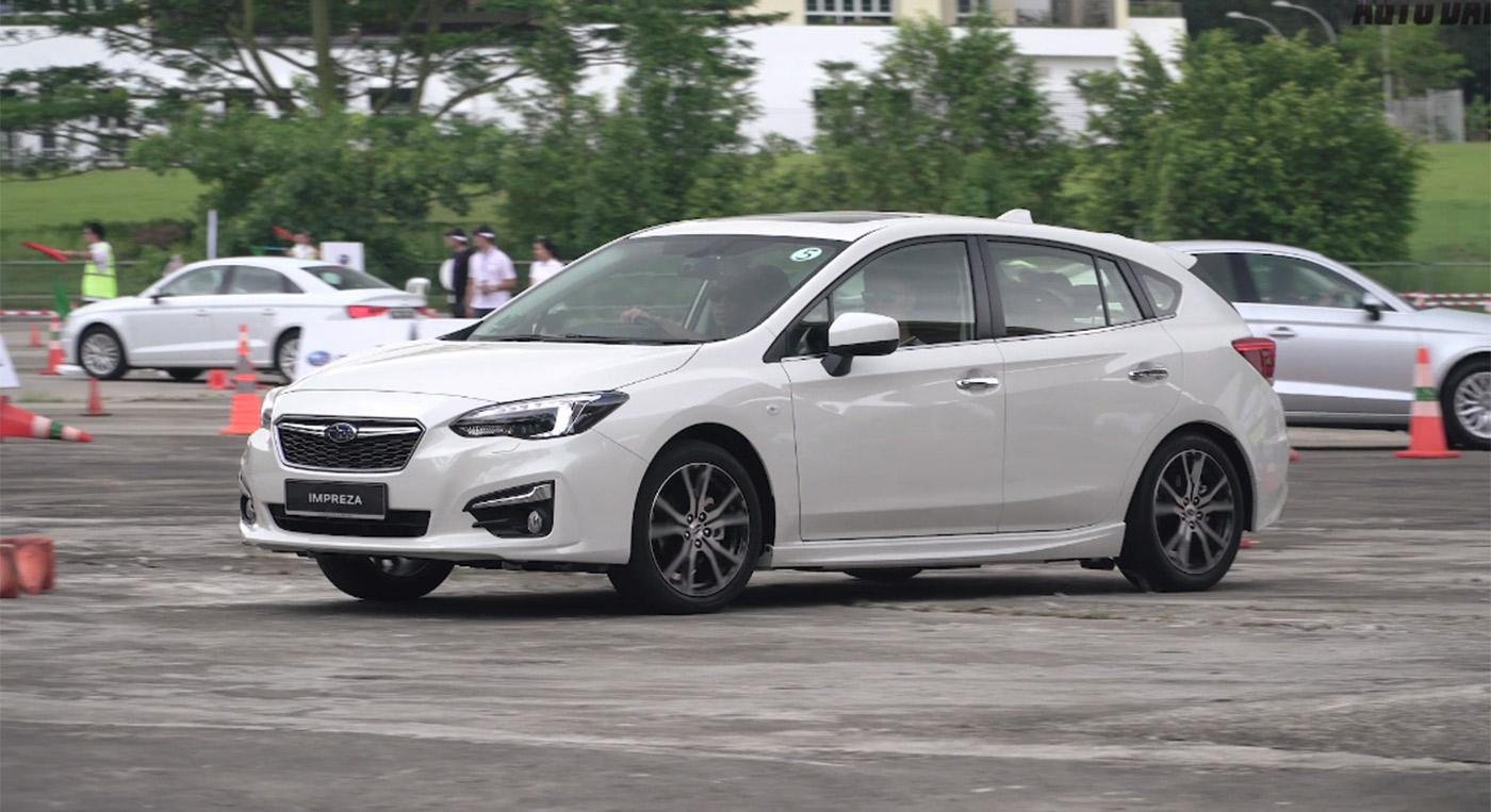 Video: Trải nghiệm nhanh Subaru Impreza hoàn toàn mới