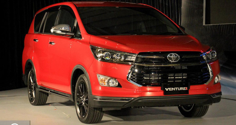 """""""Bom tấn"""" Toyota Innova có bản cao cấp, giá từ 29.000 USD"""