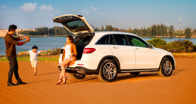 Mercedes-Benz tiếp tục giữ hơn 50% thị phần xe sang tại Việt Nam