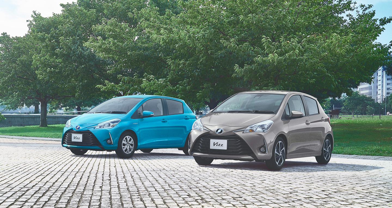 Toyota Yaris 2017 trình làng, giá từ 10.290 USD