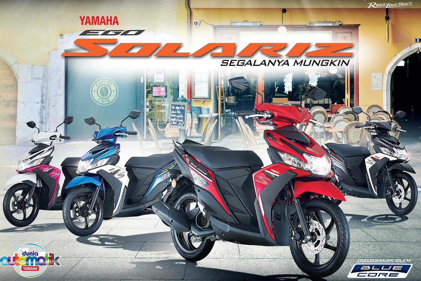"""Yamaha Mio 2017 trình làng với giá """"mềm"""""""