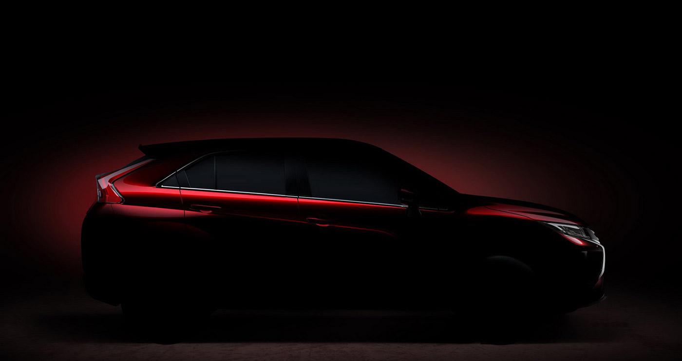 Mitsubishi chuẩn bị trình làng mẫu SUV cỡ nhỏ mới