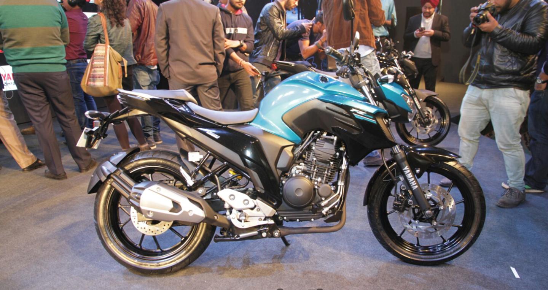 Yamaha FZ 25 – Mô tô giá bình dân cho thị trường Đông Nam Á