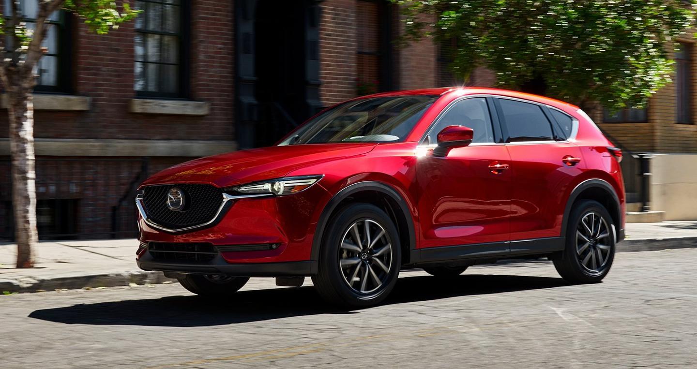 Mazda CX-5 hoàn toàn mới chuẩn bị tới trời Âu