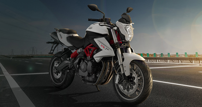 Benelli TNT600 2017 – Đối thủ Yamaha FZ-07 trình làng