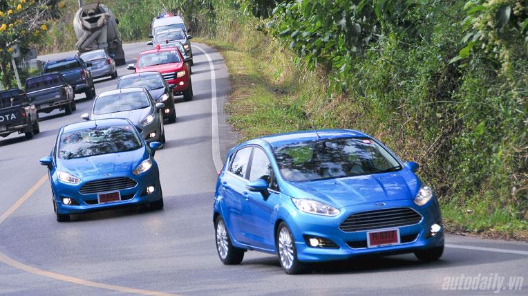 Đến thời ôtô Việt đắt hơn xe nhập Thái