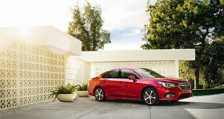 Subaru Legacy 2018 – Đối thủ xứng tầm của Toyota Camry