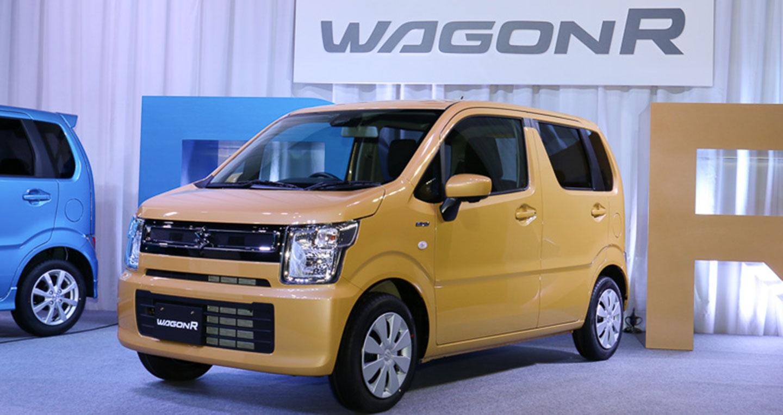 Suzuki ra mắt xe nhỏ, giá rẻ Wagon R 2017