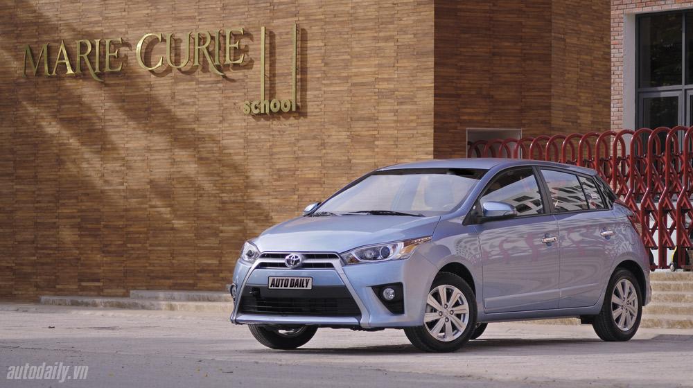 Xe Toyota và Lexus giảm giá cả trăm triệu đồng