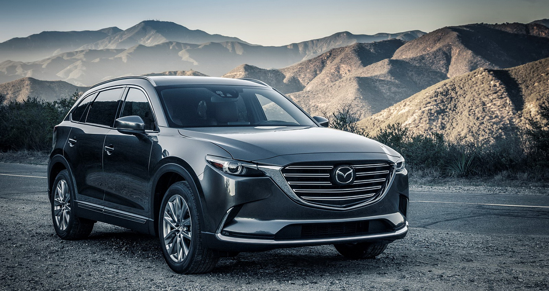 Mazda CX-9 2017 bổ sung nhiều trang bị, giá không đổi