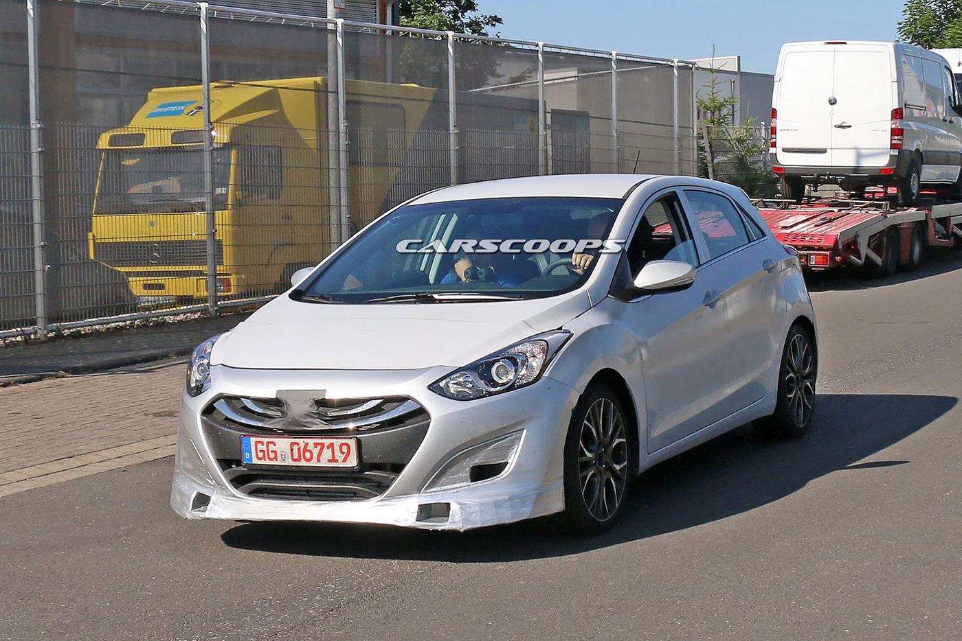 Hyundai i30 N 2017 sẽ có động cơ mới - ảnh 1