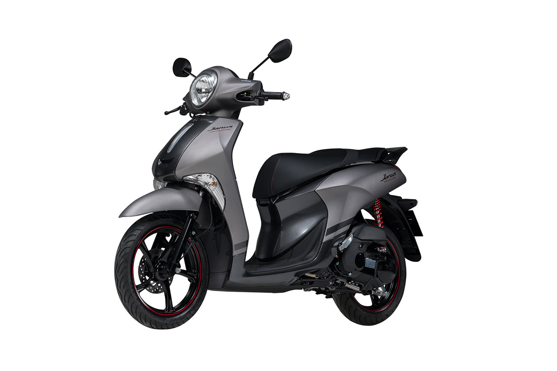 Yamaha Janus ra bản mới tại Việt Nam, giá 32 triệu đồng