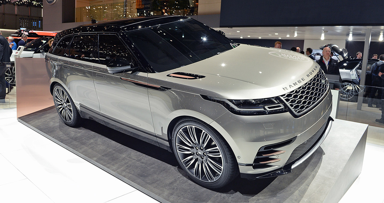 "10 xe ""hot"" vừa ra mắt tại Geneva Motor Show 2017"
