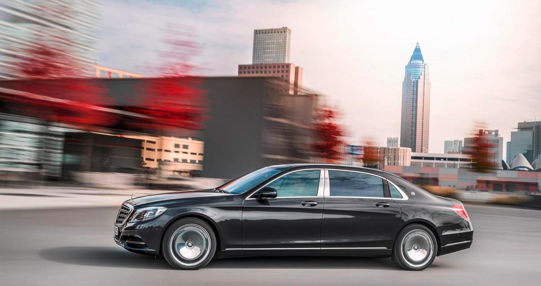 Chiều nay, Mercedes-Maybach S 400 và S 500 ra mắt người tiêu dùng Việt