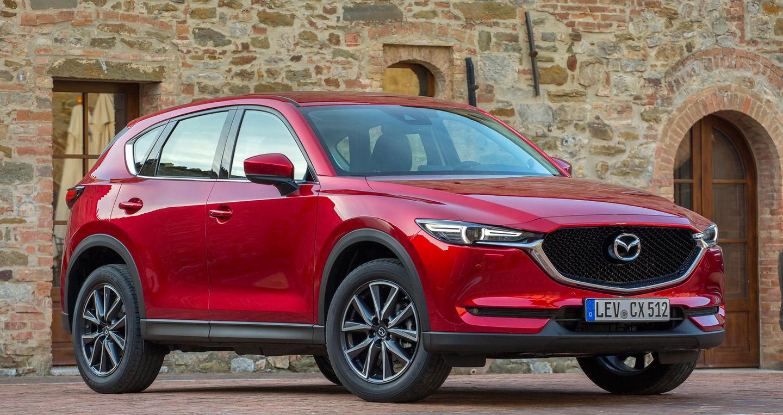Mazda CX-5 2017 giá bán 30.000 USD tại Anh