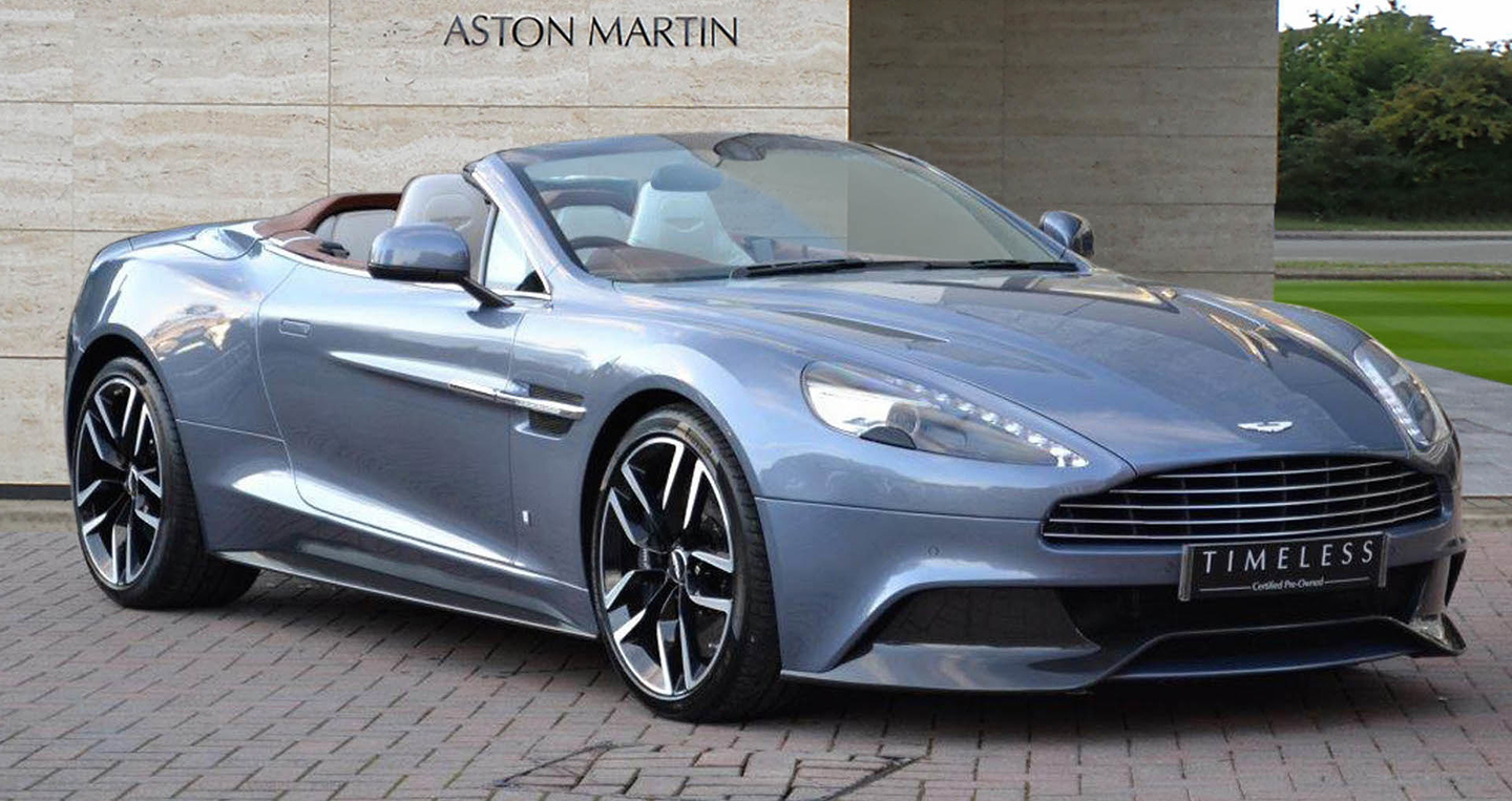 Aston Martin Vanquish Volante C Nh T V Nh Gi 295 000 Usd HD Wallpapers Download free images and photos [musssic.tk]