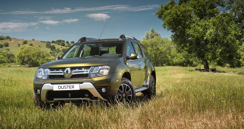 Renault Việt Nam giảm giá bán mẫu SUV Duster