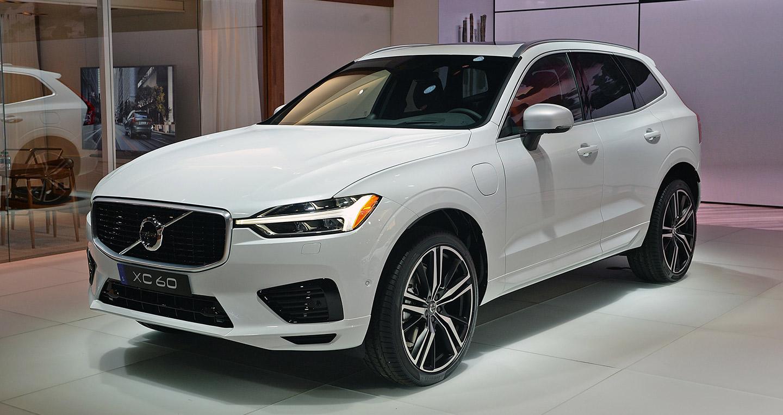 Volvo Xc60 2018 đến Mỹ Với Tham Vọng Gặt H 225 I Th 224 Nh C 244 Ng