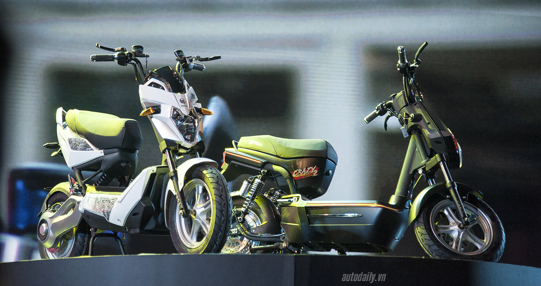 PEGA ra mắt xe đạp điện Việt hóa 35%, giá từ 12 triệu đồng