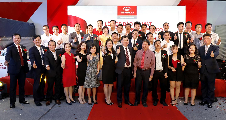 Thương hiệu xe tải Teraco vào thị trường Việt Nam