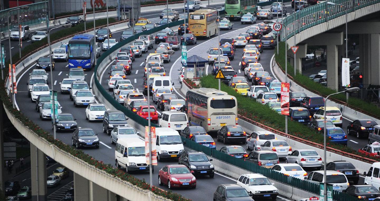 Trung Quốc muốn bán 30 triệu ôtô mỗi năm