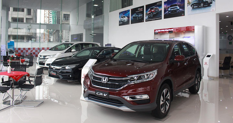 Honda Việt Nam khai trương Đại lý Ôtô thứ 18