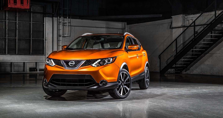 Nissan Rogue Sport 2017: Đối thủ của Mazda CX-3 và Honda HR-V