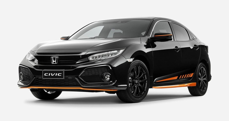 Honda Civic có phiên bản đặc biệt, giới hạn 100 chiếc