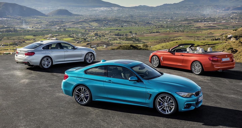 "BMW ""chốt"" giá 4-Series 2018"