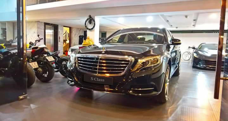 Cường ĐôLa tậu thêm Mercedes S400 giá gần 4 tỷ đồng