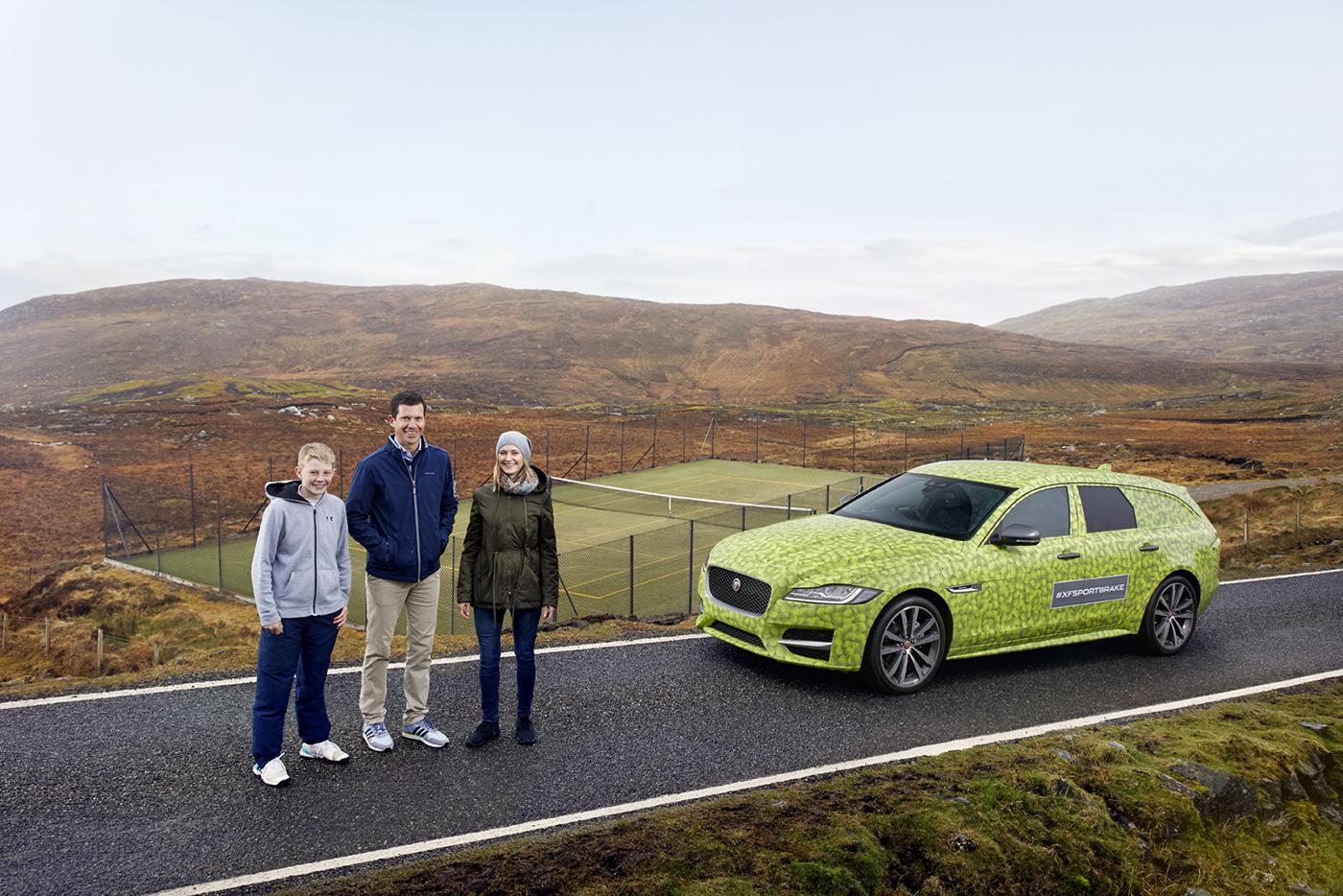 Jaguar sắp ra mắt mẫu xe kiểu wagon độc đáo - ảnh 1