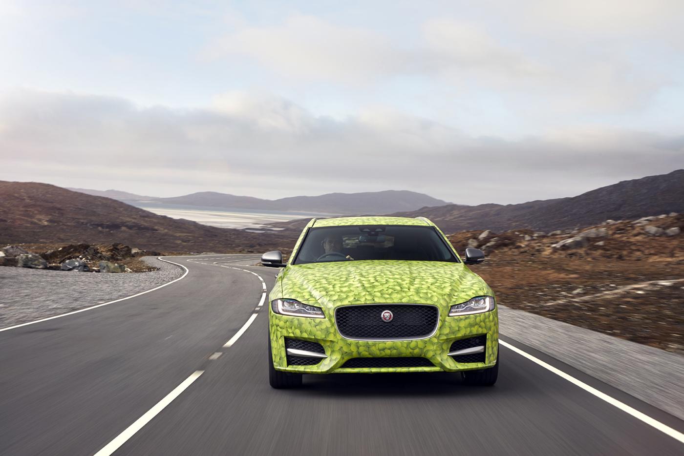 Jaguar sắp ra mắt mẫu xe kiểu wagon độc đáo - ảnh 2