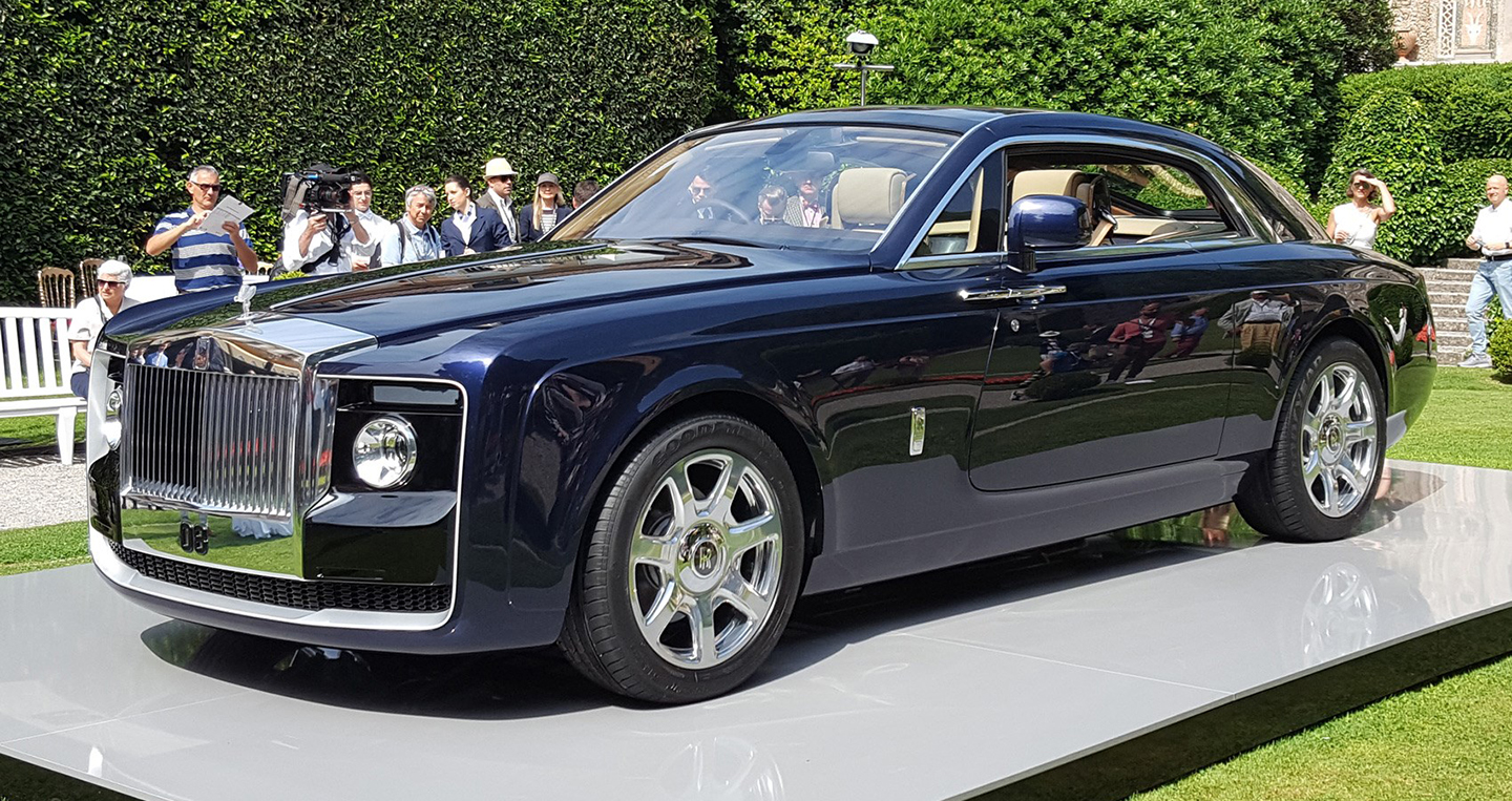 Take A Look At The World's Most Expensive Car That Even Billionaires Can't Buy! 2